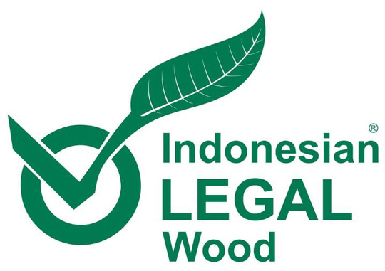 Indonesian Legal Wood Certified