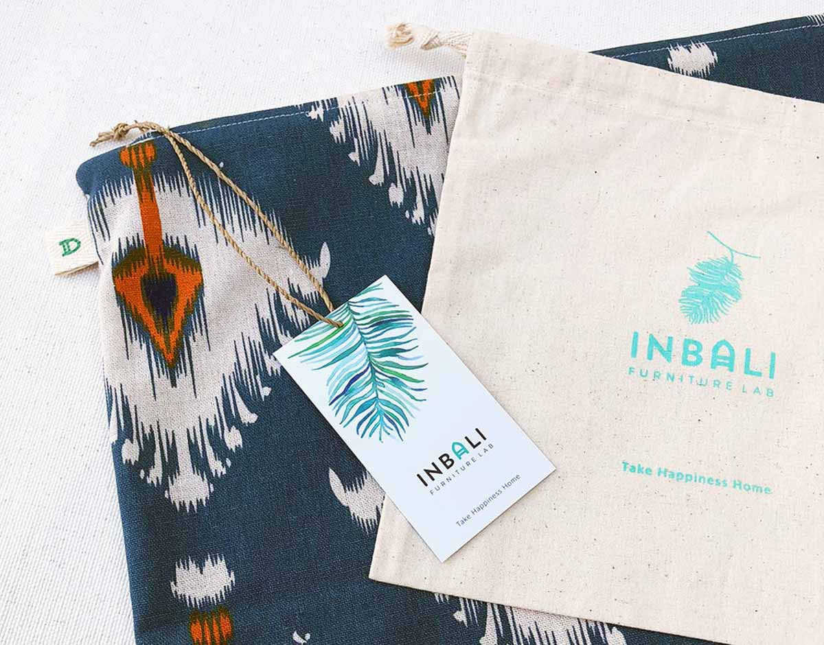 The INBALI IKAT cushion cover—the perfect Christmas gift