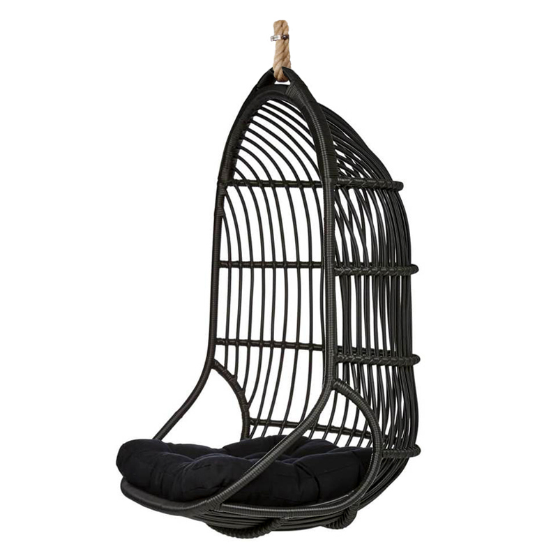 Choice | Rattan hanging lounger