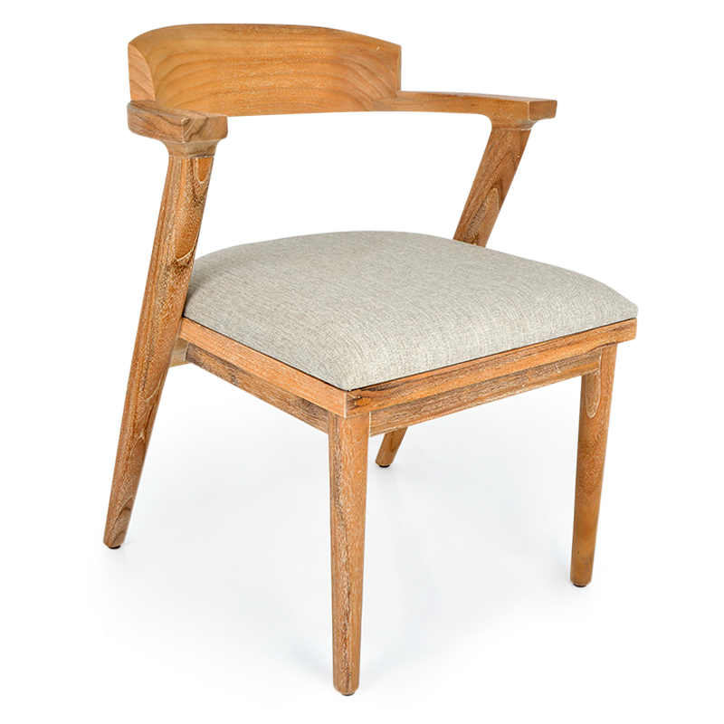 Home | Teak dining chair