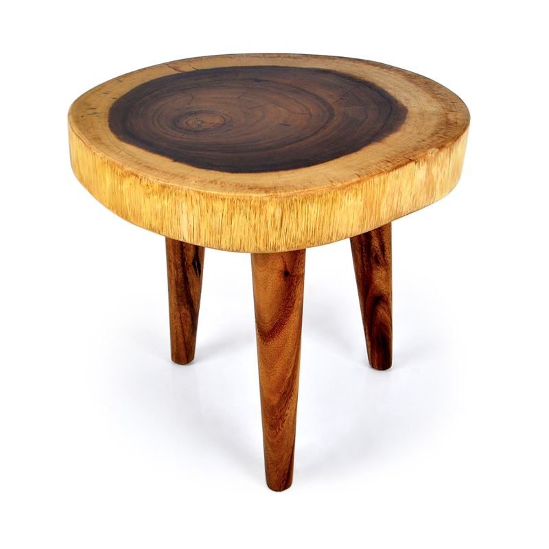 Rain | Suar wood side table
