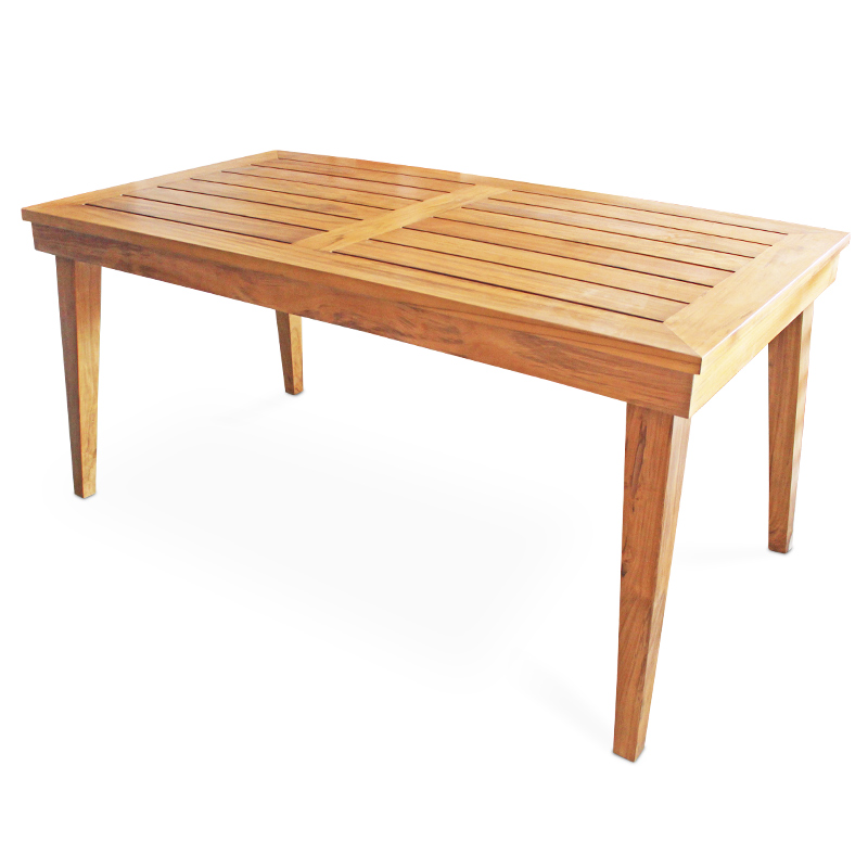 Sincere | Solid teak dining table