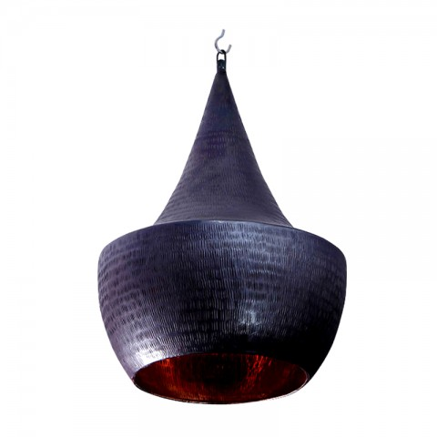 Inflame   Copper lampshade