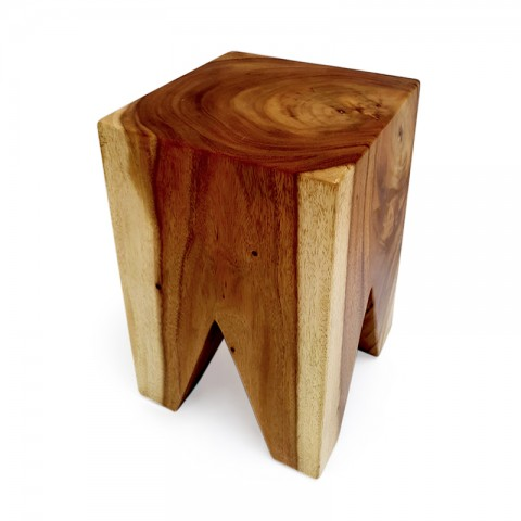 Source | Suar wood stool