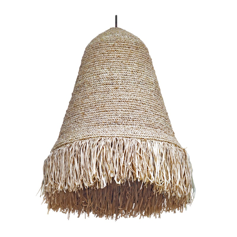 Angel | Banana leaf lampshade