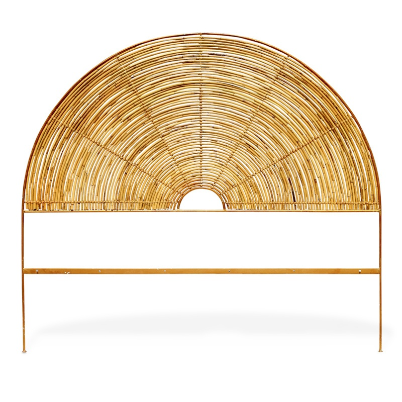 Breath | Rattan headboard