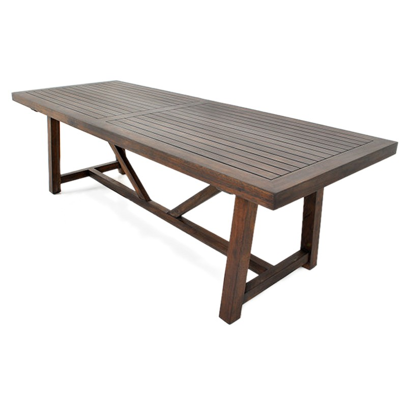 Connect | Teak dining table