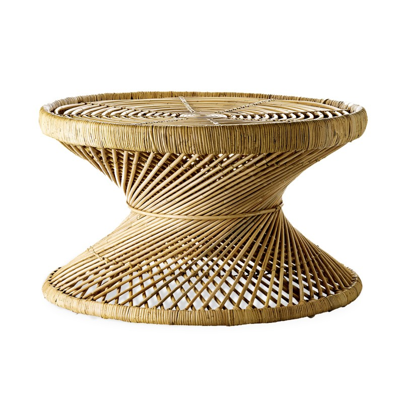 Echo | Rattan coffee table