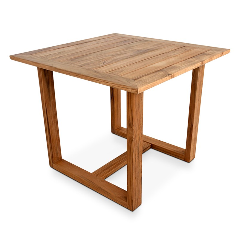 Escape | Teak dining table