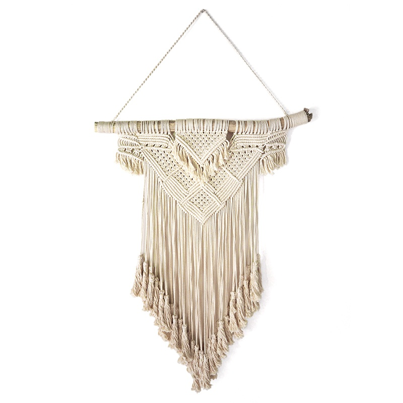 Makrama | Handwoven cotton wallhanging