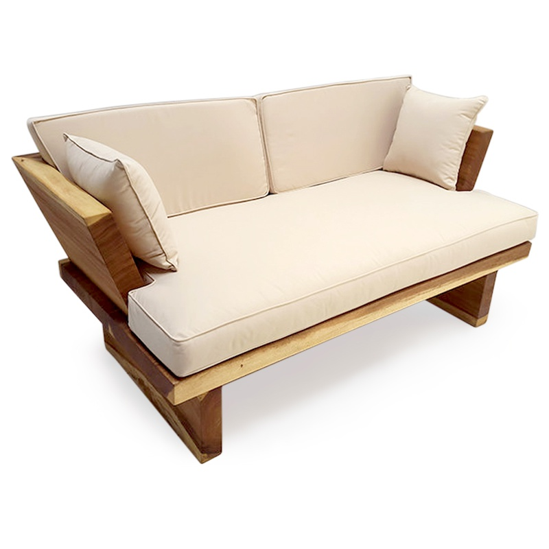 Mountain | Two seater suar sofa