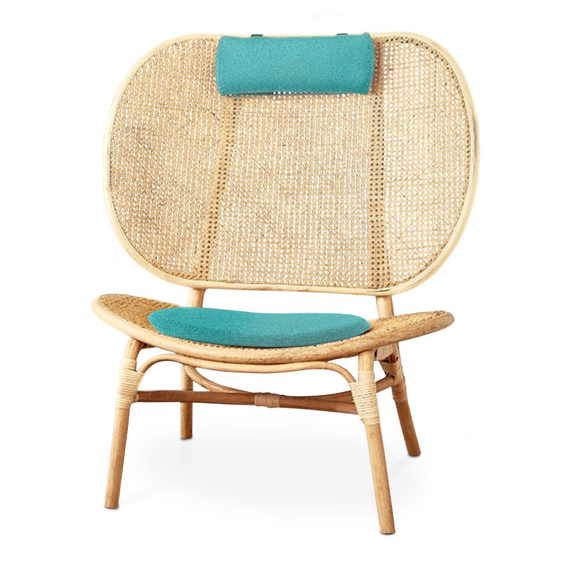Nest | Rattan Lounge Chair