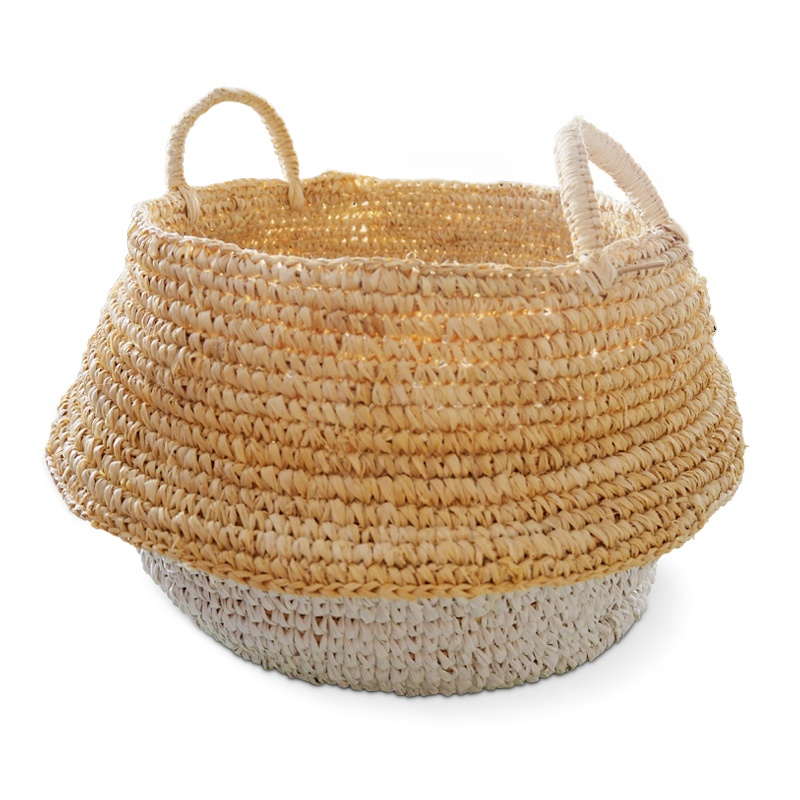 Pandan | Natural raffia basket