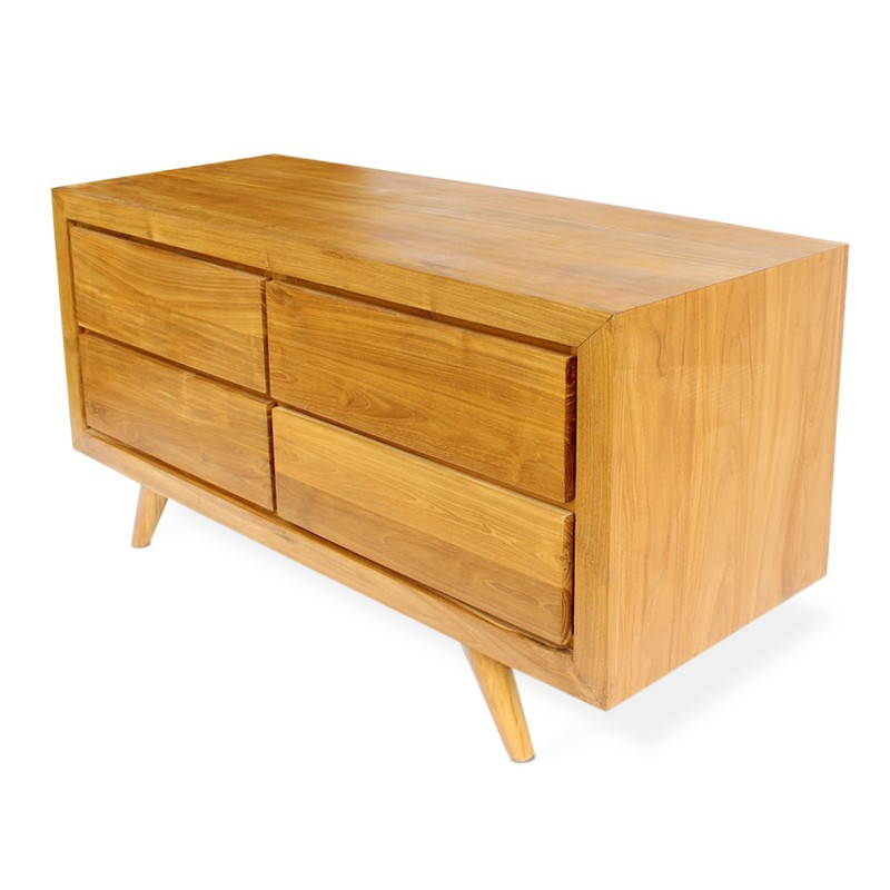 Ray | Teak sideboard