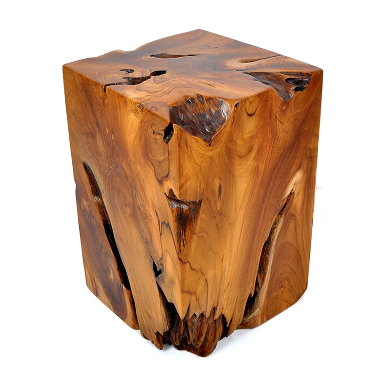 Reef | Teak root side table