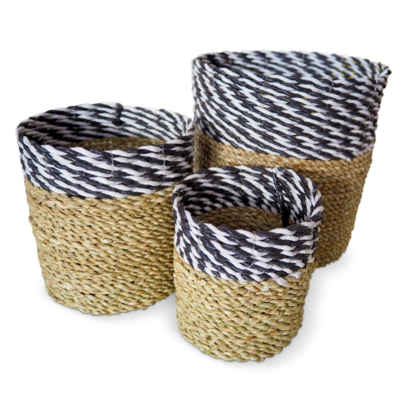 Rosella | Natural rattan basket