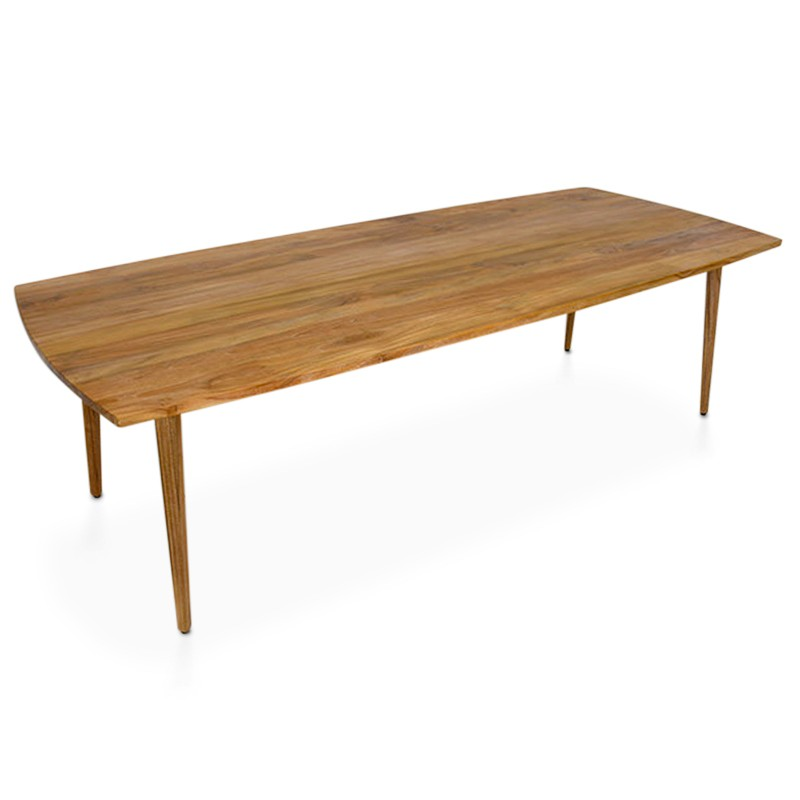 Sunset | Teak dining table