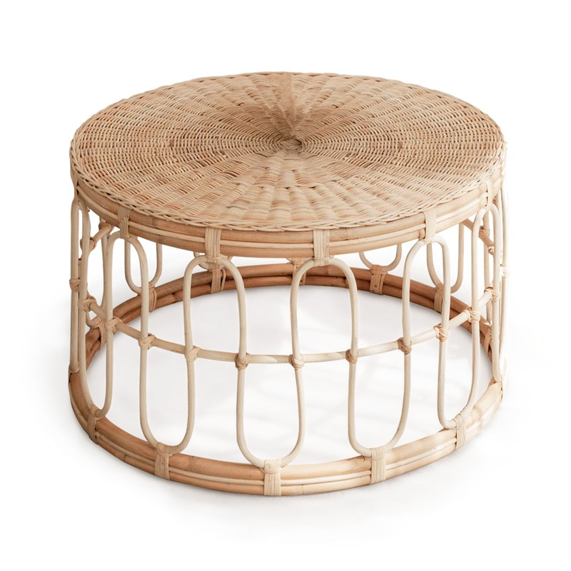 Sunshine | Rattan coffee table