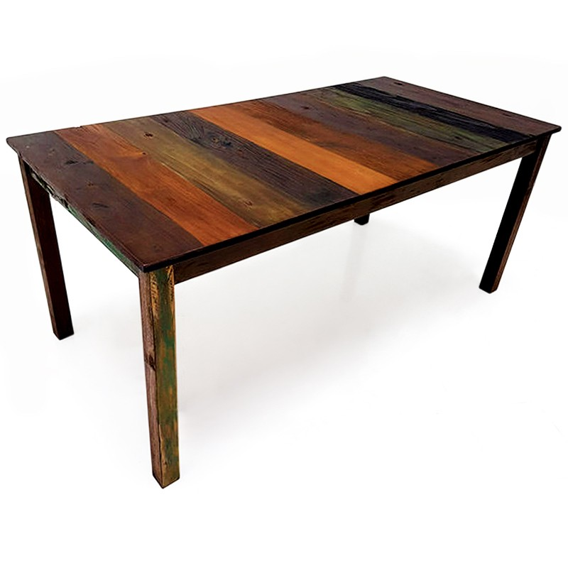 Truth | Boatwood & iron console